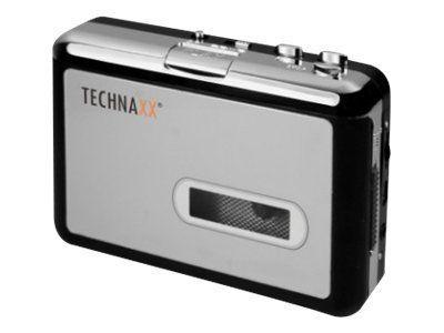 Technaxx DigiTape DT-01 - Kassettenrekorder