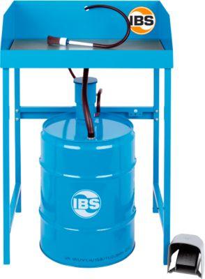 Teilereinigungsgerät Typ BK (ohne Fass und Wanne)