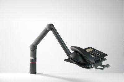 Telefonschwenkarm TalkMaster, anthrazit