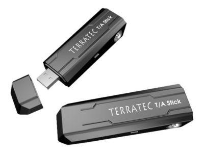 TERRATEC Cinergy T/A Stick - digitaler/analoger TV-/Radioempfänger - USB 2.0