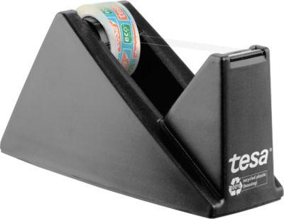 tesa® plakbandafroller + 1 tesa® plakbandrol, set