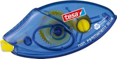 tesa® wegwerproller lijmroller Permanent ecoLogo®, tesa ref. 59190, niet permanent