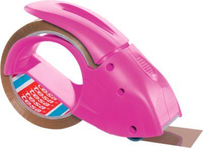 tesapack® Abroller pack´n´go, pink