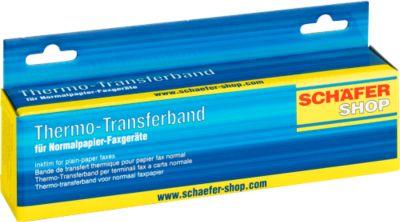 Thermotransferbänder von SCHÄFER SHOP kompatibel mit PFA 351