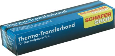 Thermotransferband (kompatibel), f.Brother Fax