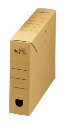 tidyPac® archiefbodozen met automatische bodem, natronkarton, 25 stuks