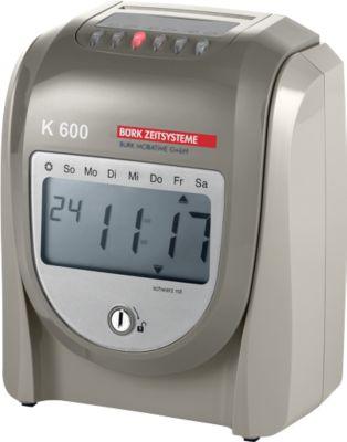 Tijdregistratie apparaat model K 600