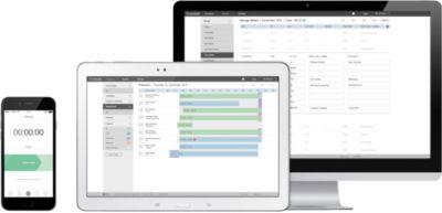 TimeMoto PC-Software Plus, Erweiterung der TimeMoto Zeiterfassung