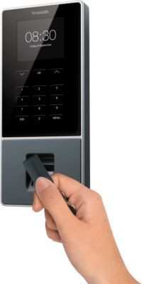 TimeMoto RFID Karten RF-100, f. TimeMoto Zeiterfassungssysteme, 25 Stück