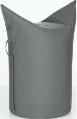 Tip kruk WERTHER, buitenstof, zithoogte 500 mm, incl. handgreepband, carbon