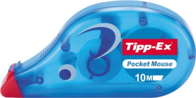 Tipp-Ex® correctieroller Pocket Mouse, 4,2 mm x 10 m, stuk