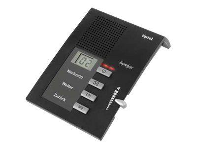 Tiptel Ergophone 307 Anrufbeantworter - digital