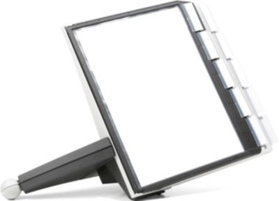 Tischständer Sherpa 10tlg.-Set, grau/schwarz