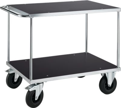 Tischwagen, 2 Etagen, 1000 x 700 x 870 mm