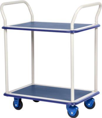 Tischwagen mit 2 Etagen von PRESTAR®