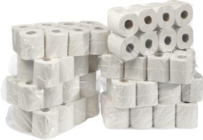 Toiletpapier, 2 laags, 64 rollen