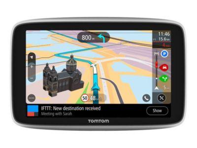 TomTom GO Premium - World Edition - GPS-Navigationsgerät