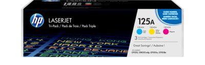 Toner HP 125A Tricolor Cf373Am