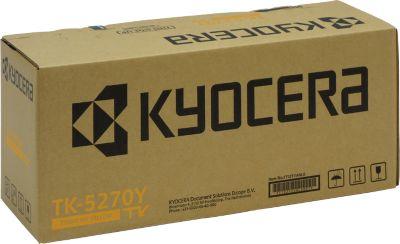 Toner Kyocera TK-5270M, gelb, 6000 Seiten