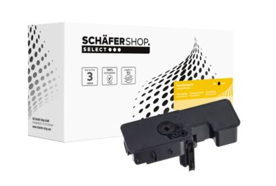 Toner Schäfer Shop baugleich Toner Kyocera TK5230Y 1T02R9ANL0, für ca. 2200 Seiten, gelb