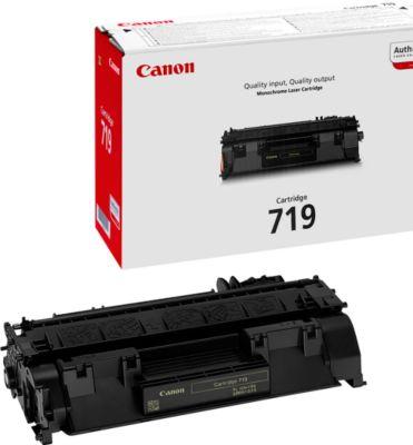 Tonercassette Canon T719H, zwart