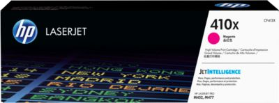 Tonercassette HP 410X magenta CF413X