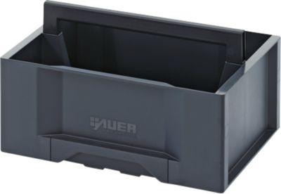 Toolbox Basic, dunkelgrau, 400 x 300 x 230 mm