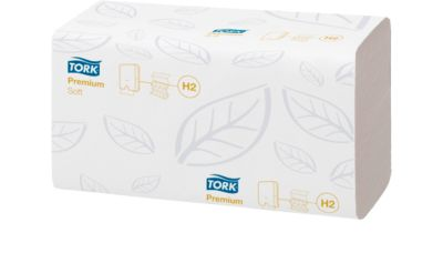 TORK® Handtuch Interfold Premium, 2310 Blatt