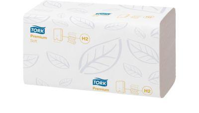 TORK® Premium-handdoek Interfold, sneeuwwit,  2310 vel