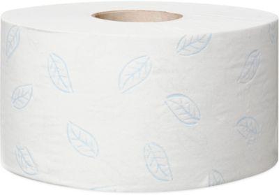 TORK® Premium Toilettenpapier Mini Jumbo Rolle, 12 Rollen