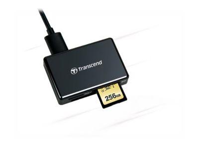 Transcend RDC8 - Kartenleser - USB 3.1 Gen 1