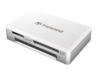 Transcend RDF8 - Kartenleser - USB 3.1 Gen 1