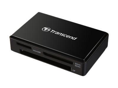 Transcend RDF8K2 - Kartenleser - USB 3.1 Gen 1