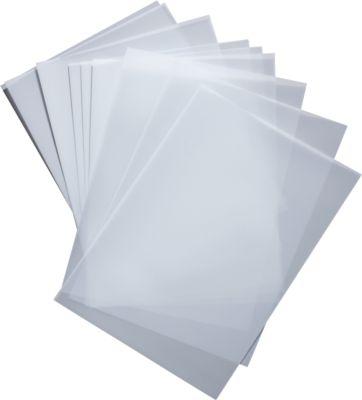Transparante etiketteerfolie voor deurlabel Doos, 10 stuks, 10 stuks
