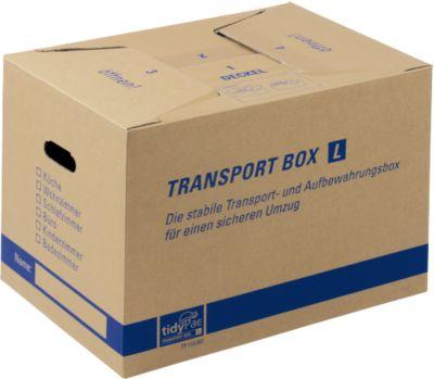 Transportboxen L, 10 Stück
