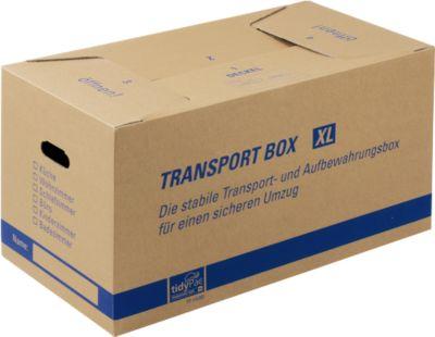 Transportboxen XL, 10 Stück