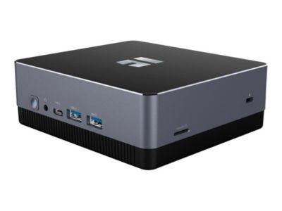TrekStor MiniPC WBX5005 - Mini-PC - Core i3 5005U 2 GHz - 8 GB - 128 GB