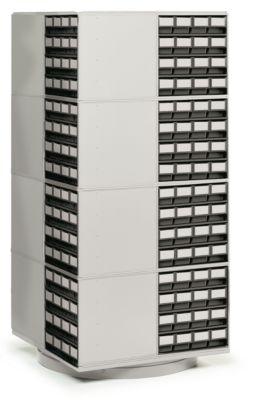 TRESTON Drehständer für 300 mm tiefe Magazine