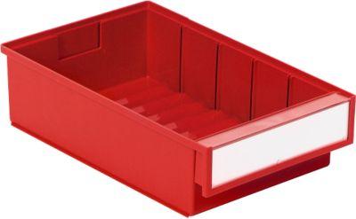 TRESTON Lagerschublade 3020, rot