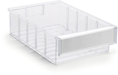 TRESTON Lagerschublade 3020, transparent