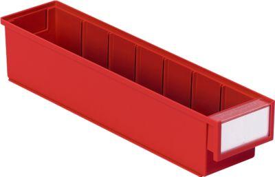 TRESTON Lagerschublade 4010, rot