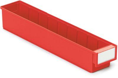 TRESTON Lagerschublade 5010, rot
