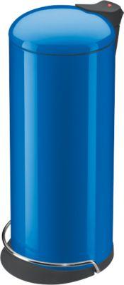 Tret-Abfallsammler PROFI-LINE SOLID DESIGN 26, enzianblau