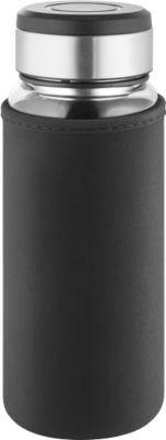 """Trinkflasche Metmaxx® """"GenerationRefillGourmet"""", thermobeständig, mit Teesieb, 750 ml, WAB B35xT15 mm"""