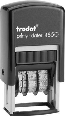 trodat Printy 4850L, EINGEGANGEN