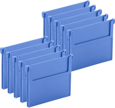 Tussenschotjes voor RK 521/421, blauw