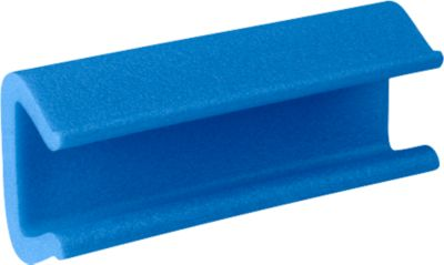 U PU-vormige beschermprofielen, 60 - 80 mm, 40 stuks