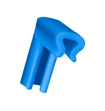 U-vormige beschermprofielen,25 - 35 mm,  zonder kleefstrook,  450 stuks