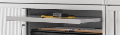Uittr.legb., van staal, b 600 mm, witalu