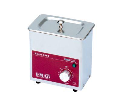 Ultraschallreiniger EMAG Emmi® ST, Edelstahl 0,7 l, mit Zeitschaltuhr, ohne Heizung
